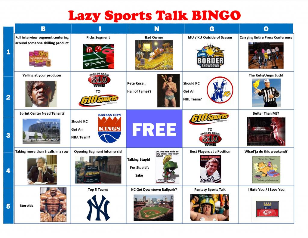 LazySportsTalk